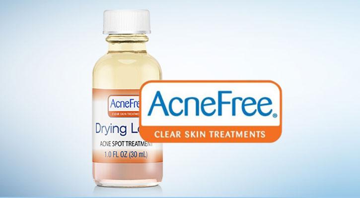 Acne Free Drying Lotion Global Distributors