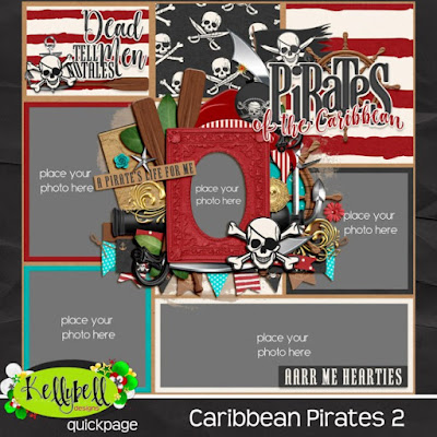Caribbean Pirates quickpage 2