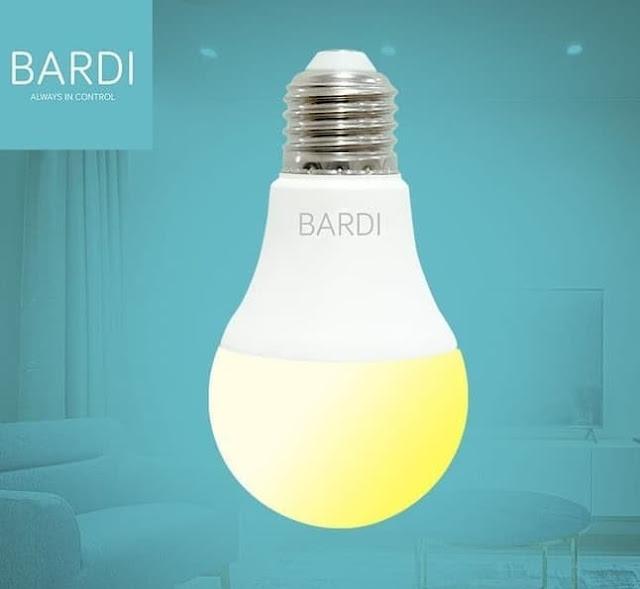 Bardi Smart Bulb 9W– Dim CCT
