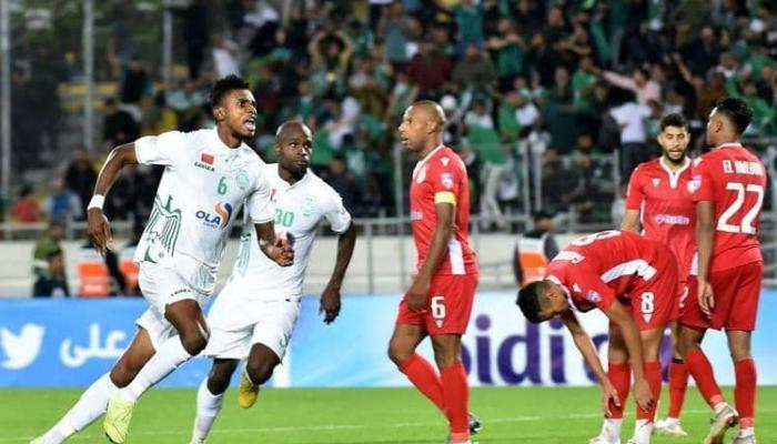 مباراة الرجاء ضد  الوداد الدوري المغربي