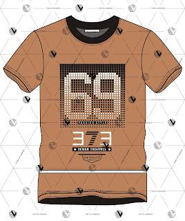 Typography Graphic Tees   Free T-Shirt Design   - Vecta Design