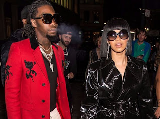 Cardi b and Offset Relatioship is Not Back; Cardi b Denies