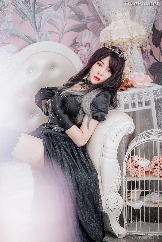 Image Thailand Model - Anchalee Wangwan - Black Princess - TruePic.net - Picture-5
