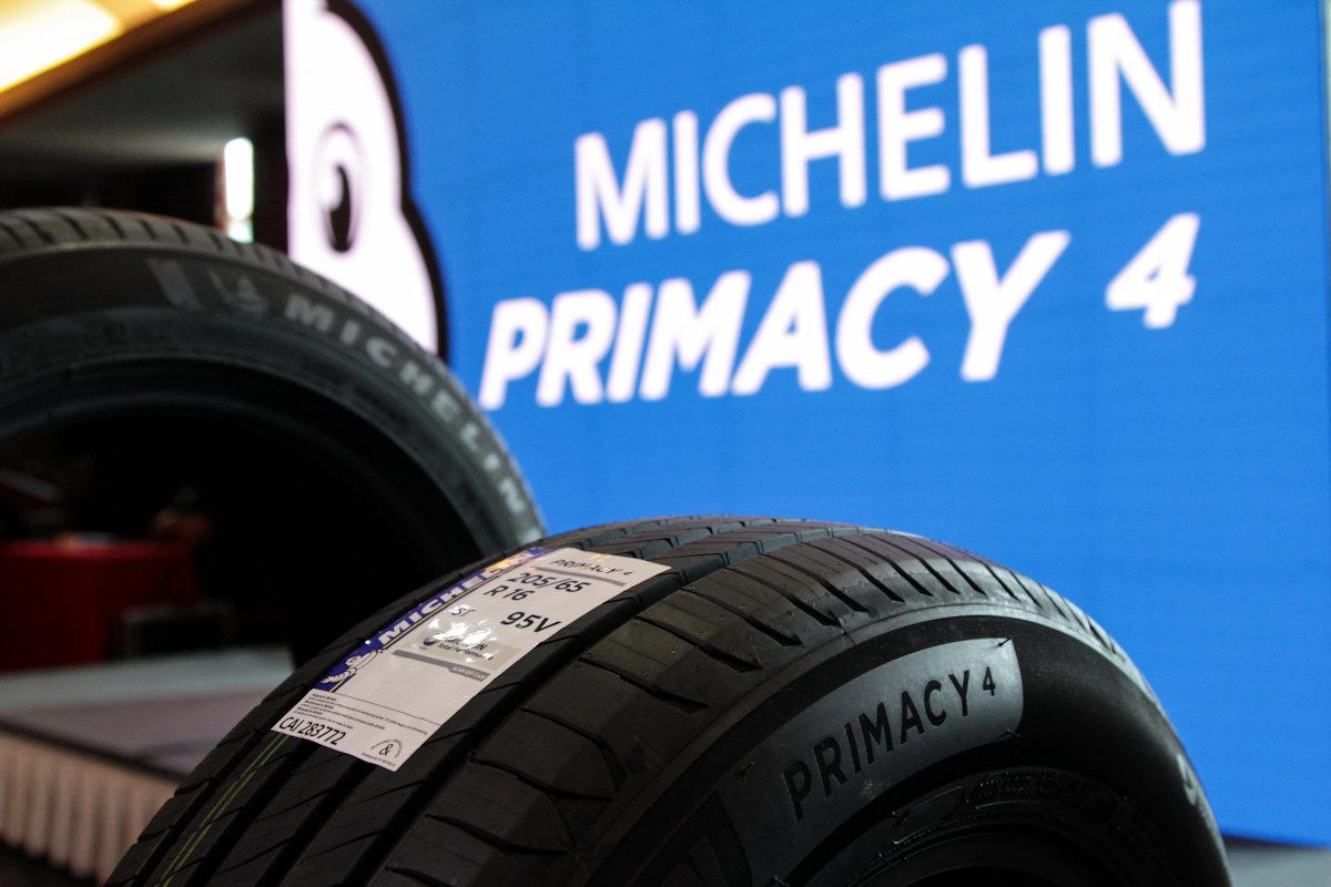 Преимущества шины Michelin Primacy 4