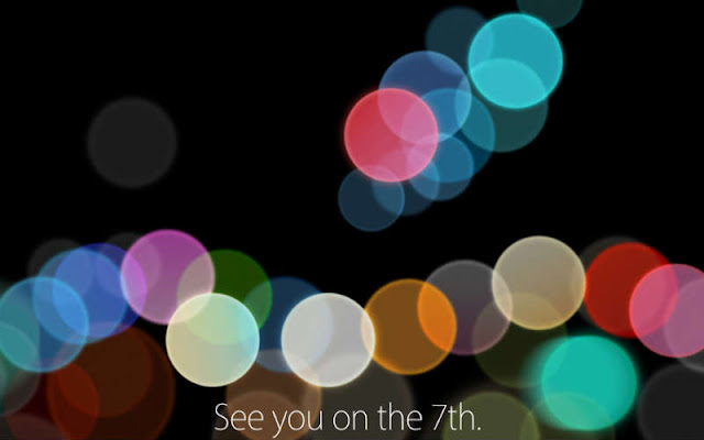 Apple September 2016 event