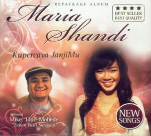Download Full Album Maria Shandi Ku Percaya JanjiMu (Repackage)