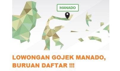 gojek manado, lowongan gojek manado, gojek online manado, cara daftar gojek manado, alamat kantor gojek manado