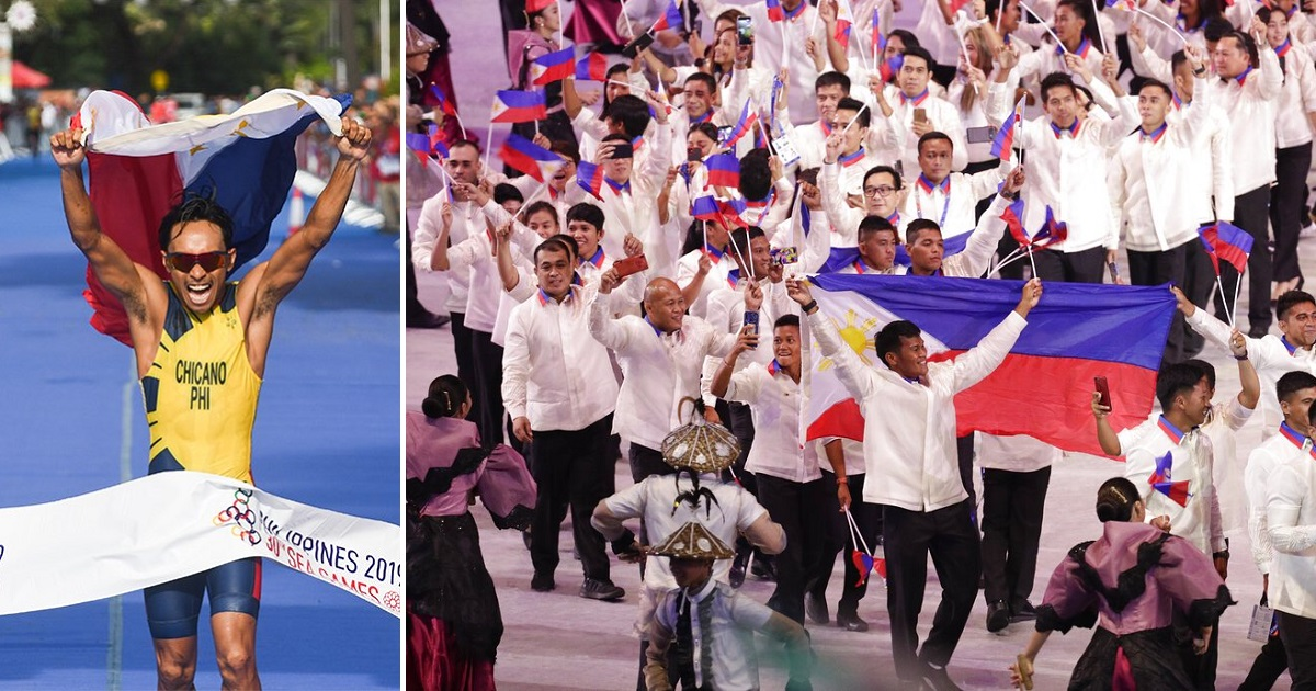 SEA Games gold rush for PH: Home crowd inspires Pinoy athletes to win 23 gold on Day 1