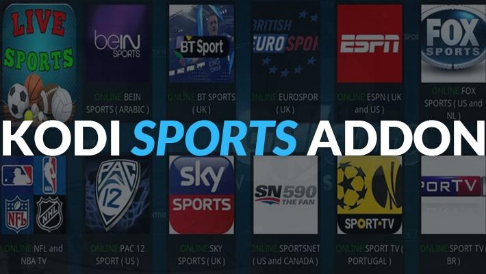 Best Kodi Sports Add-Ons
