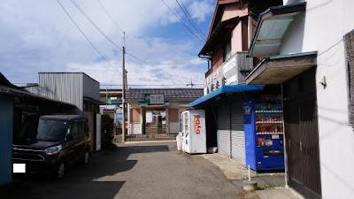 相模線 宮山駅 駅前