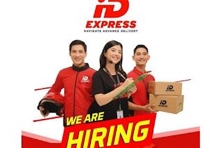 Lowongan ID EXPRESS Pekanbaru Juli 2020