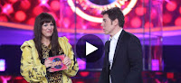 Lucia Jimenez ganadora semifinal tu cara me suena como Mala Rodriguez