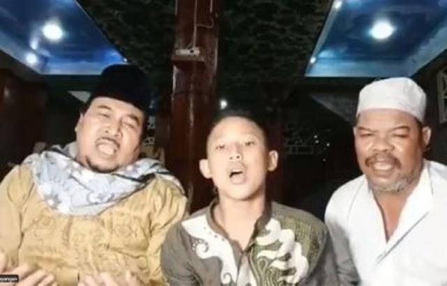 Selawat Minta Turunkan Jokowi Beredar Lagi, Simak Videonya