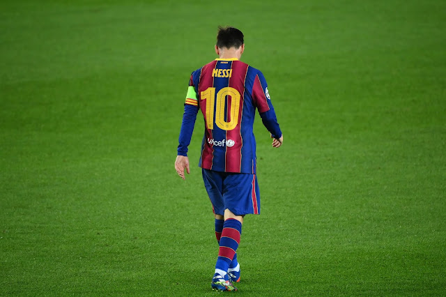 Messi's passion and love for Barca is more than anything else - Victor Font