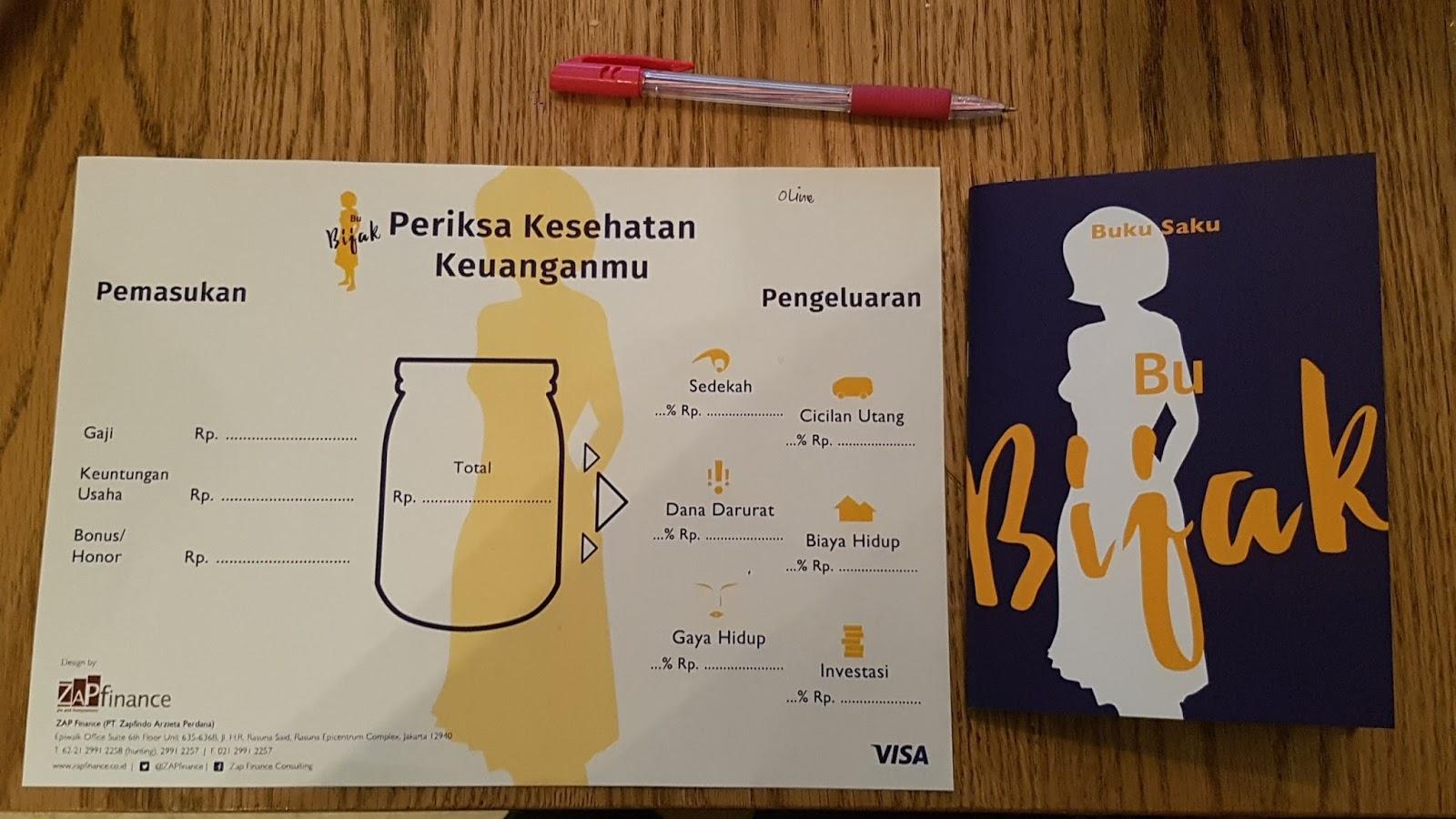 Belajar Jadi Ibu Bijak Bareng Prita Ghozie Dan Visa