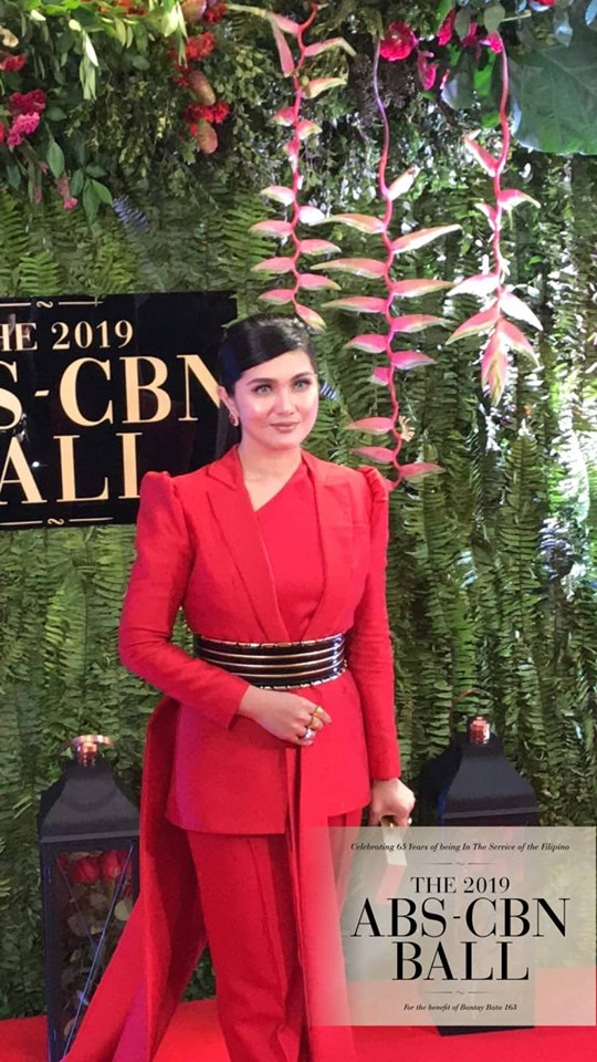 Dimples Romana ABS-CBN Ball 2019