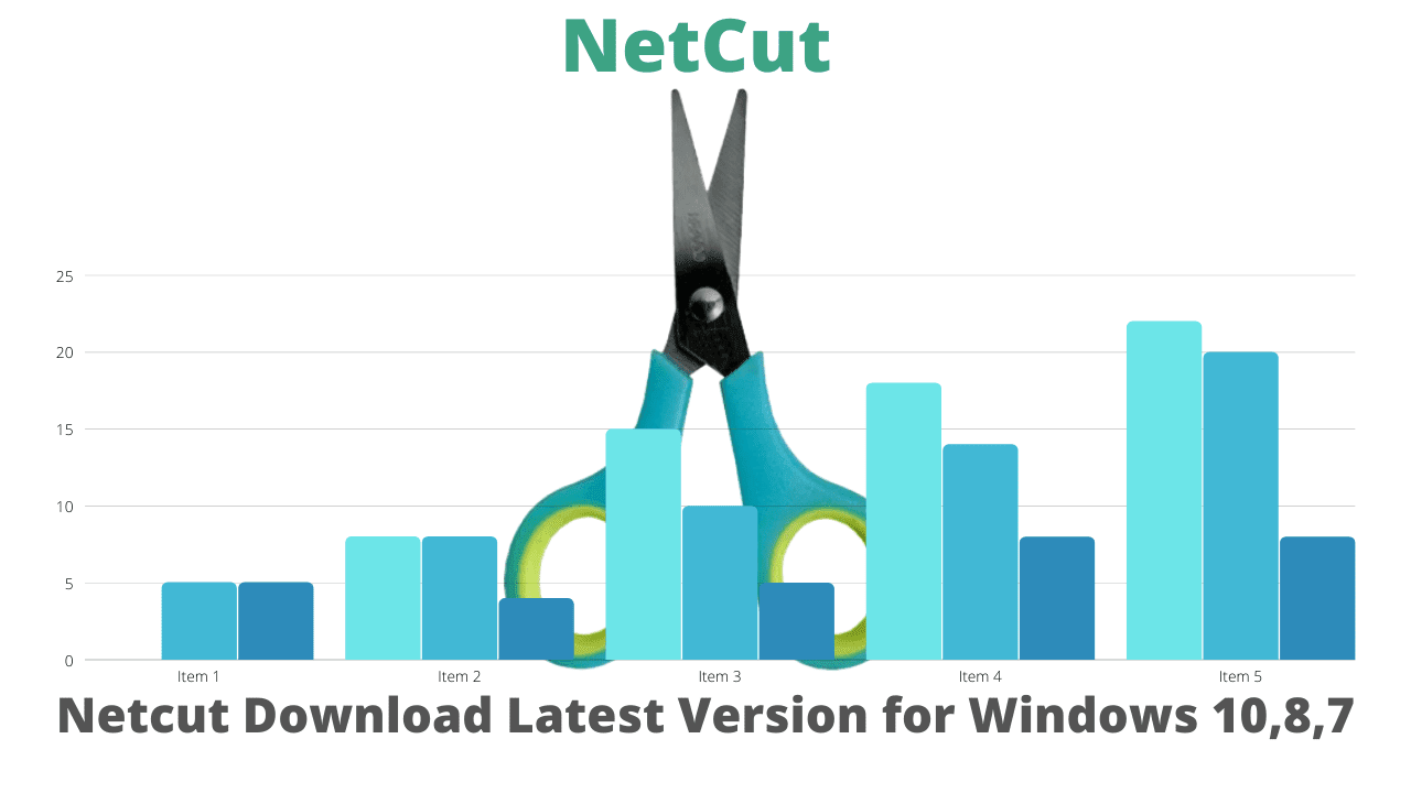 NetCut Download Latest Version for Windows 10,8,7