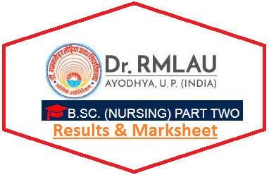 Avadh University B.Sc Nursing Part 2 Result 2021