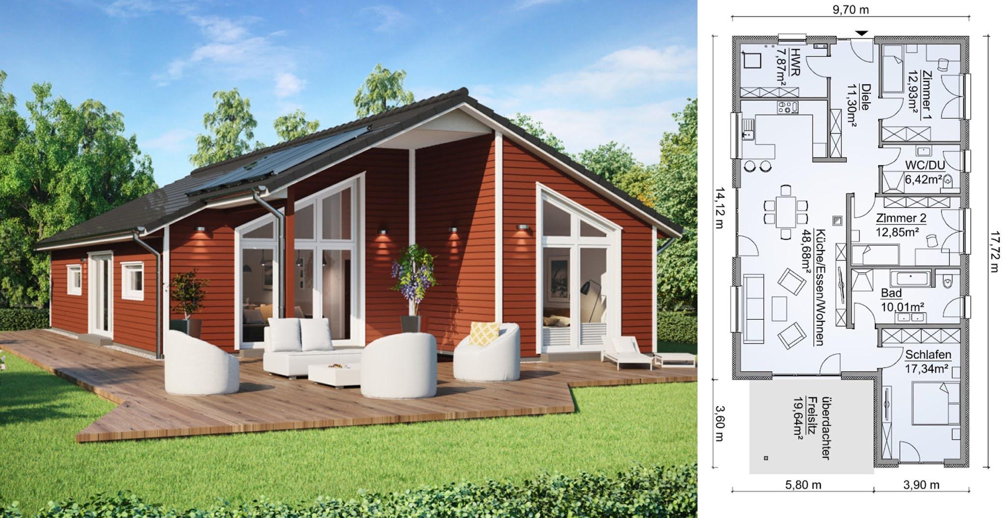 Plan De Maison Plan Maison Prefabriquee Plans 9