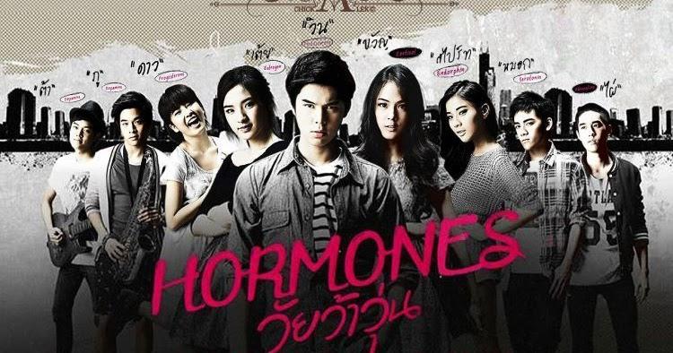 Review Hormones The Series Season 1, Realita Pergaulan Remaja Thailand yang  Sarat Pesan dan Makna