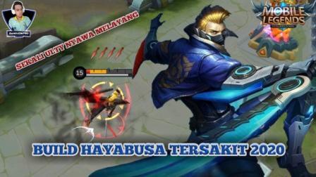 Build Hayabusa Tersakit