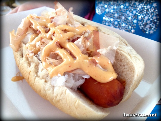 #6 Teriyaki Chicken Hotdog