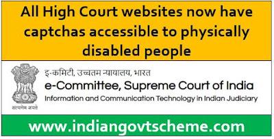 All High Court websites