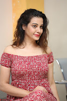 Diksha Panth in a Deep neck Short dress at Maya Mall pre release function ~ Celebrities Exclusive Galleries 109.JPG