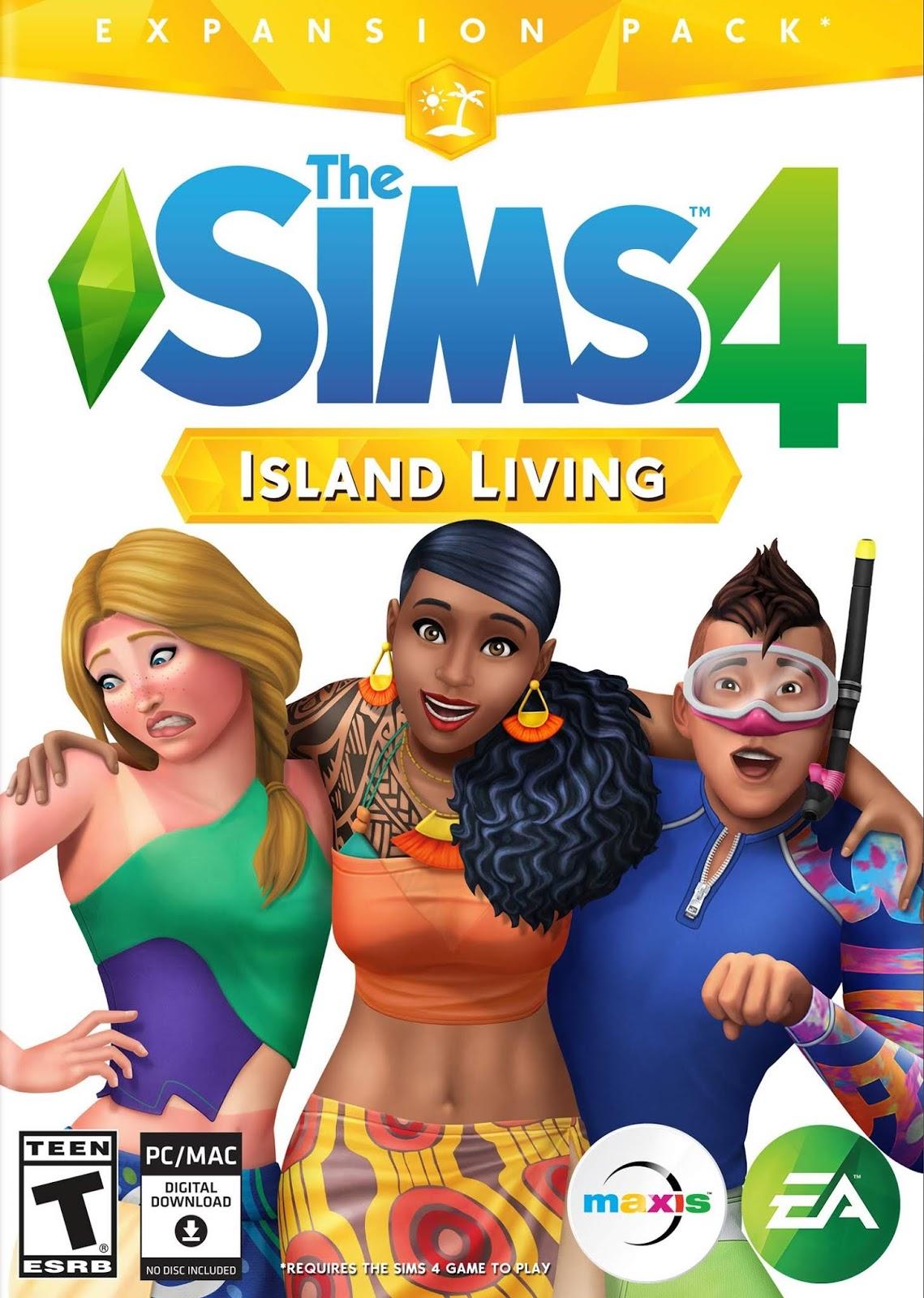 Los Sims 4 Vida Isleña