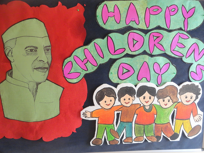 Slate - The School, Karmanghat: Children's Day ...