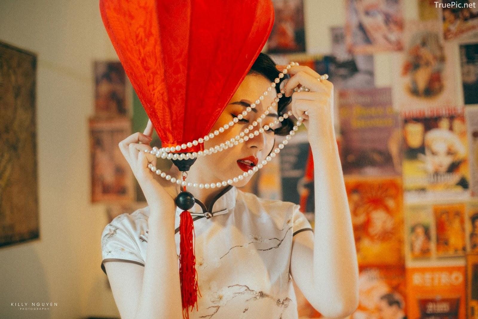 Vietnamese model Lan Huong - Lost in ShangHai - Photo by Killy Nguyen - TruePic.net - Picture 7