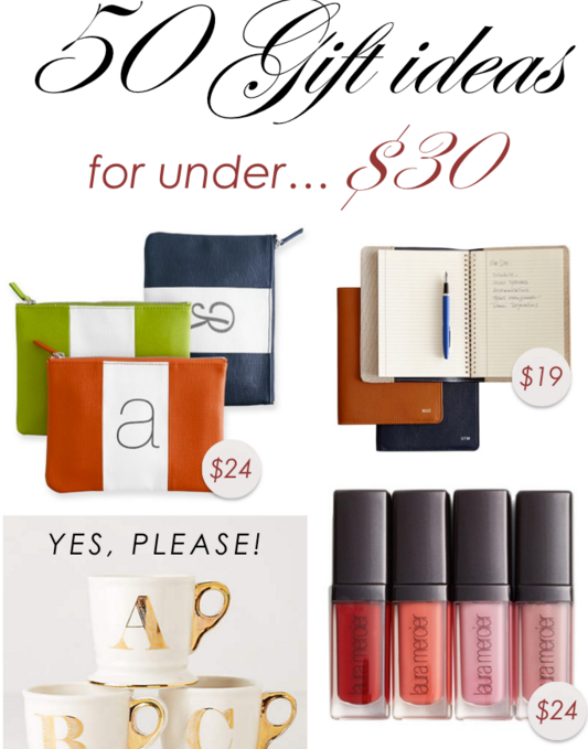 Thoughtful Wedding Gift Ideas Under USD30 : 50 Gift Ideas for Under USD30 The Perfect Palette