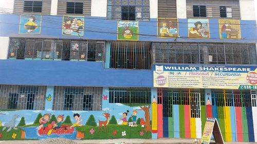 Colegio WILLIAM SHAKESPEARE - Comas