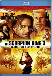 El Rey Escorpion 3: Batalla Por La Redencion (2011) [1080p BRrip] [Latino-Inglés] [GoogleDrive] RafagaHD