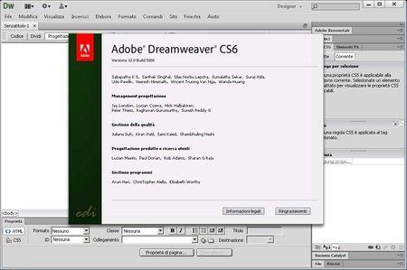Download adobe dreamweaver cs6 full crack share is beautiful for Templates for dreamweaver cs6