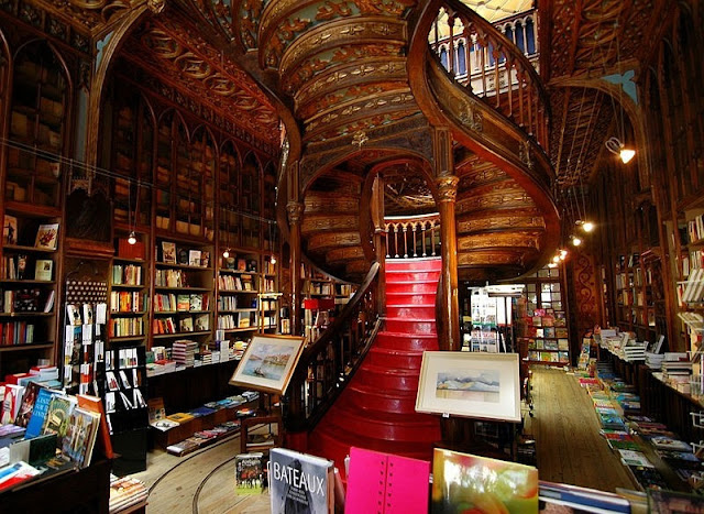 Livraria Harry Potter Places to visit