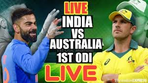Ind Vs Australia >> Ind Vs Aus India Lost To Australia In First Odi Due To