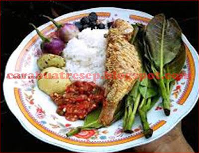 Foto Resep Seruit Ikan Khas Lampung Sederhana Spesial Sambal Pedas Asli Enak