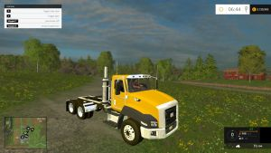 CAT 660 truck