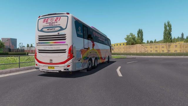 Download bus Mod ets2 indonesia v1.37