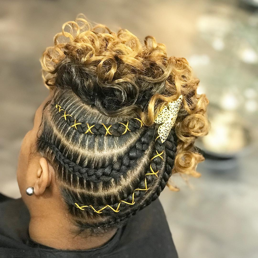 Cute Braided Hairstyles 2019 : Unique Styles to Make You ...