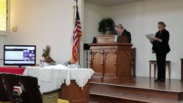 Istentisztelet - Sermon 2021. április 11.