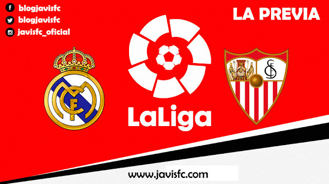 Previa Real Madrid Sevilla FC