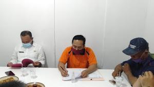 Kesbangpol Kota Cimahi Kunjungi Sekretariat KKJN