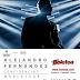 Inicia la venta de boletos para el concierto de Alejandro Fernández