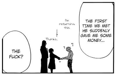 Sasaki bertemu Suzuya
