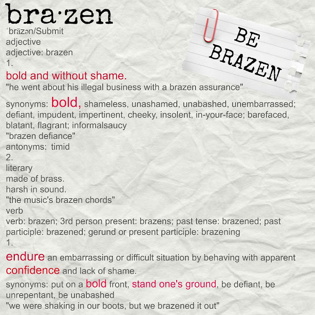 Brazen Pastry About