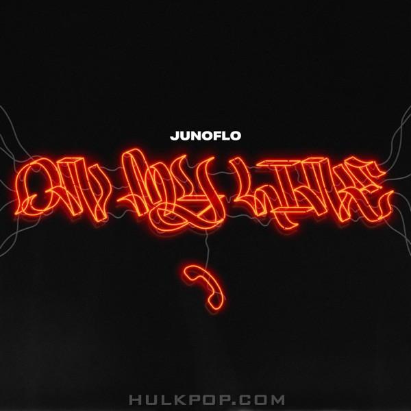 Junoflo – On My Line – Single