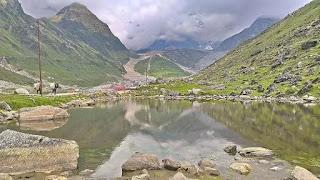 Kedarnath Lake