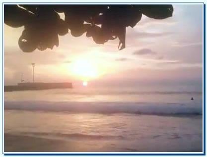 Pantai Pasir Jambu Anyer